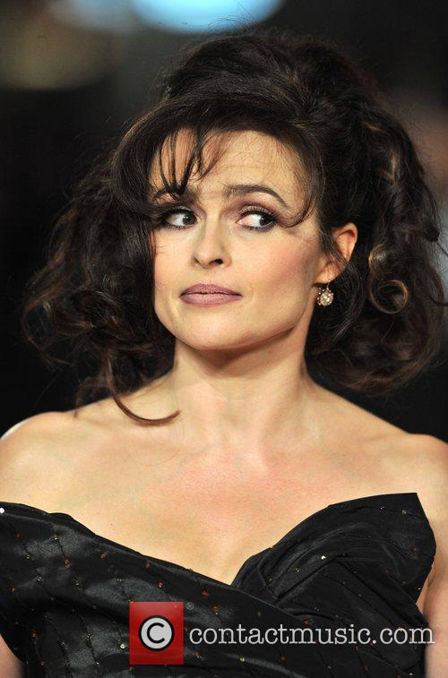 Helena Bonham Carter and Empire Leicester Square 1