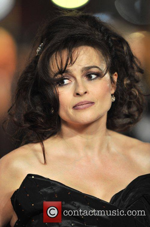 Helena Bonham Carter and Empire Leicester Square 2