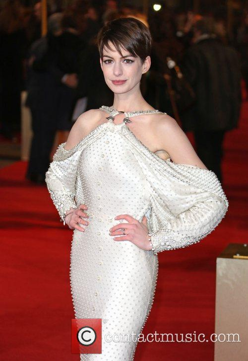 Anne Hathaway and Empire Leicester Square 5