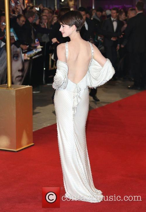 Anne Hathaway and Empire Leicester Square 1