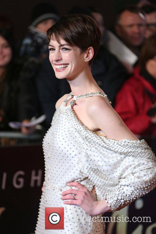 Anne Hathaway and Empire Leicester Square 11