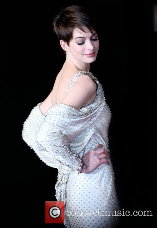Anne Hathaway and Empire Leicester Square 10