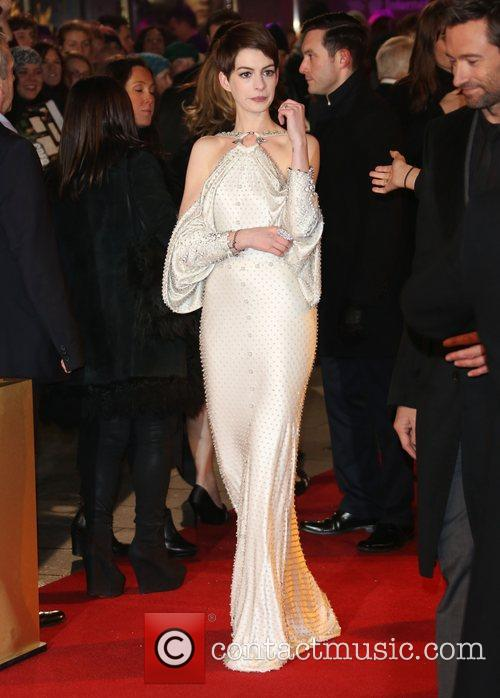 Anne Hathaway and Empire Leicester Square 4