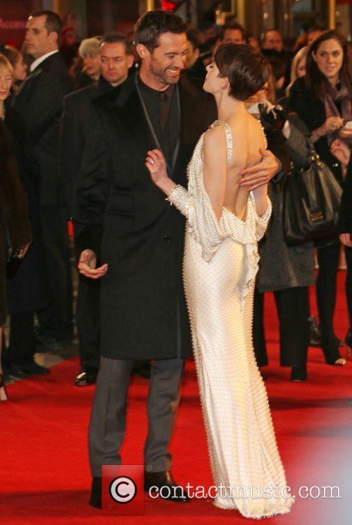 Hugh Jackman, Anne Hathaway and Empire Leicester Square 10