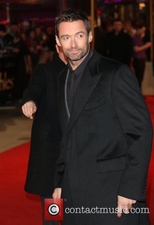 Hugh Jackman and Empire Leicester Square 7