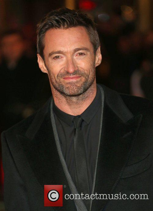 Hugh Jackman and Empire Leicester Square 11