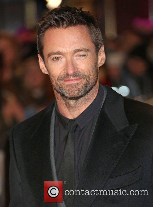 Hugh Jackman and Empire Leicester Square 9