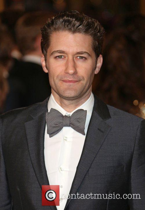 Matthew Morrison and Empire Leicester Square 2
