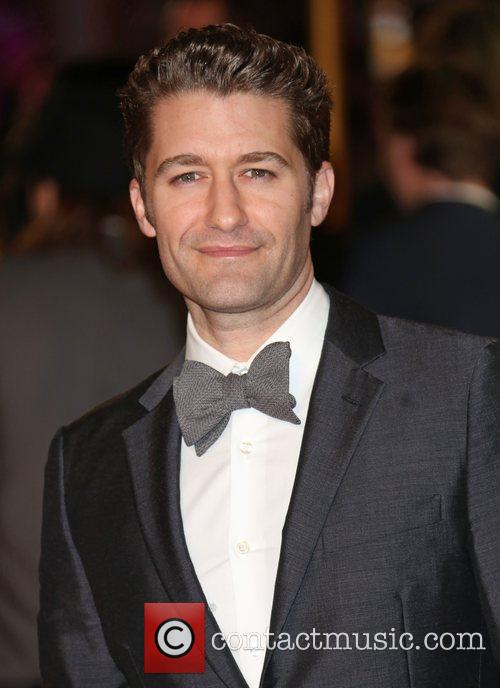 Matthew Morrison and Empire Leicester Square 6