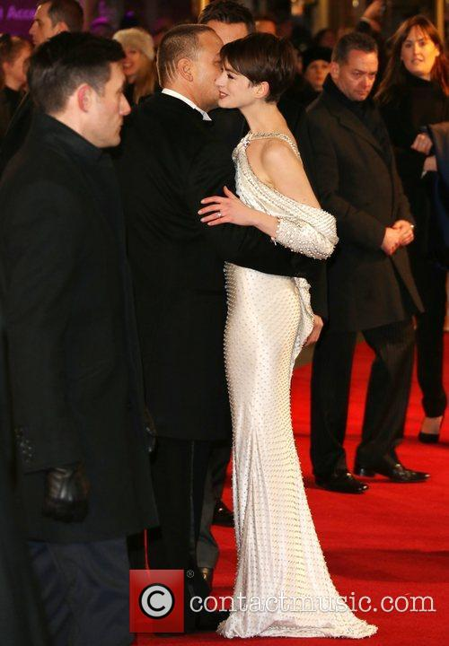 Russell Crowe, Anne Hathaway and Empire Leicester Square 4