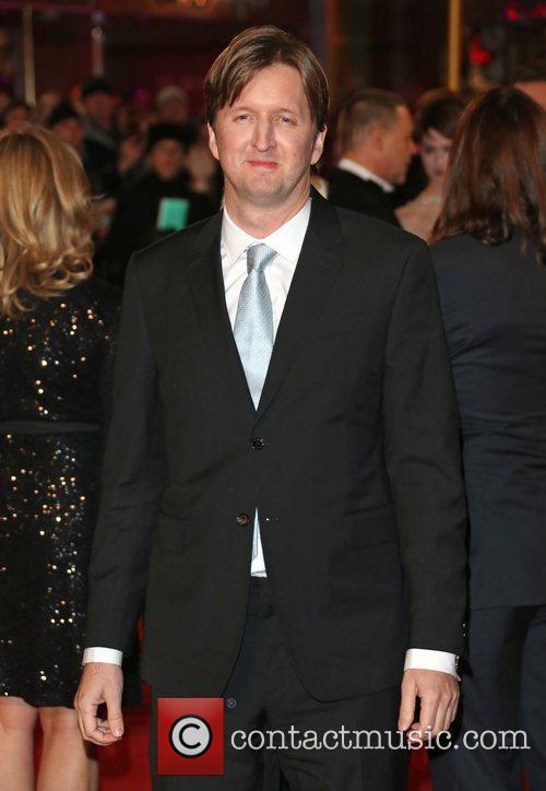 Tom Hooper, Les Miserables premiere