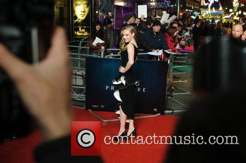 Amanda Seyfried, Empire Leicester Square