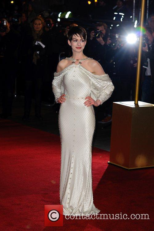 Anne Hathaway and Empire Leicester Square 19