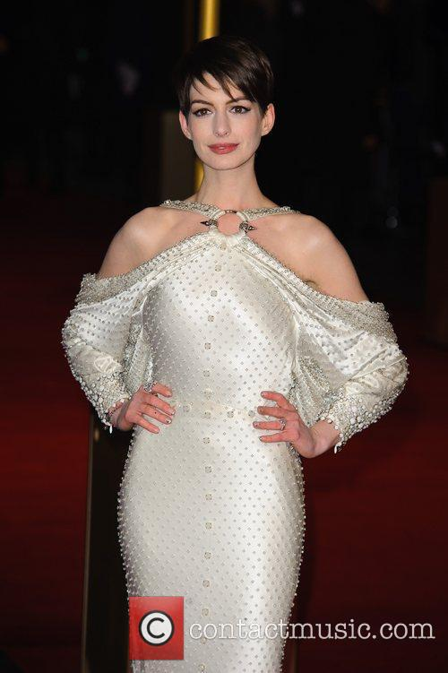 Anne Hathaway and Empire Leicester Square 27