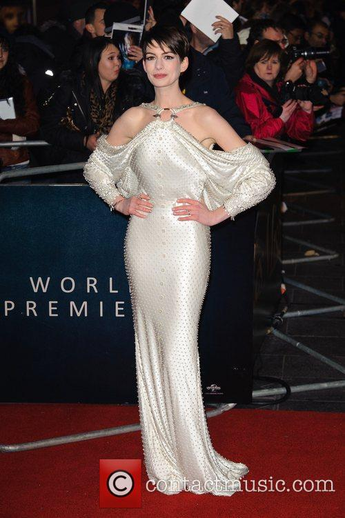 Anne Hathaway and Empire Leicester Square 21
