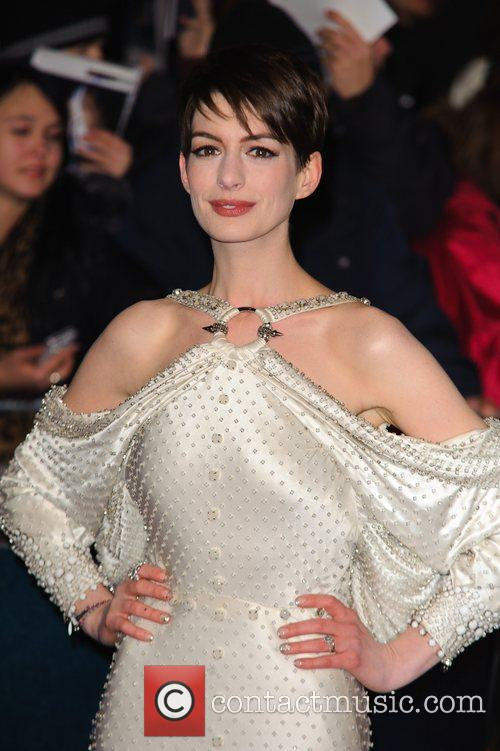 Anne Hathaway and Empire Leicester Square 26