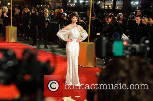Anne Hathaway and Empire Leicester Square 24