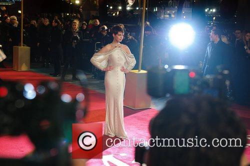 Anne Hathaway and Empire Leicester Square 23