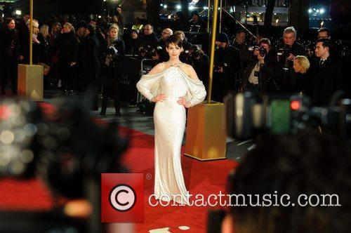 Anne Hathaway and Empire Leicester Square 16