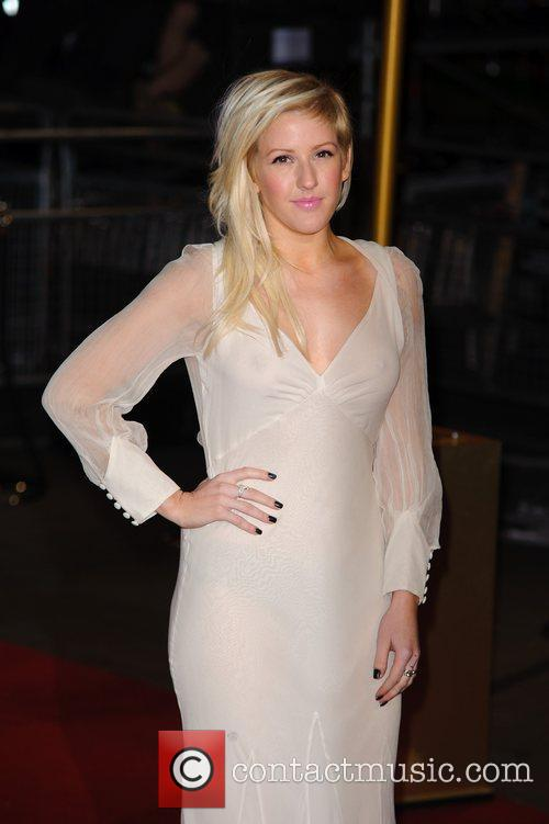 Ellie Goulding and Empire Leicester Square 10