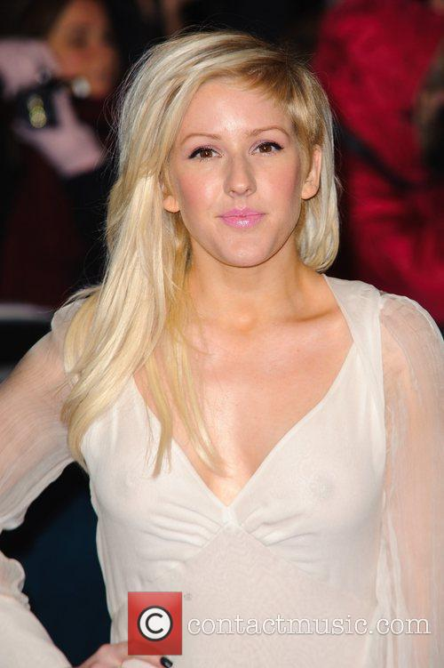 Ellie Goulding and Empire Leicester Square 1
