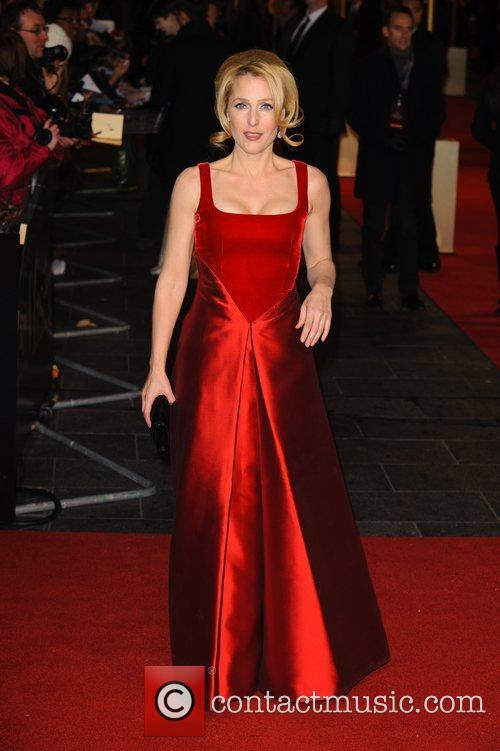 Gillian Anderson and Empire Leicester Square 4