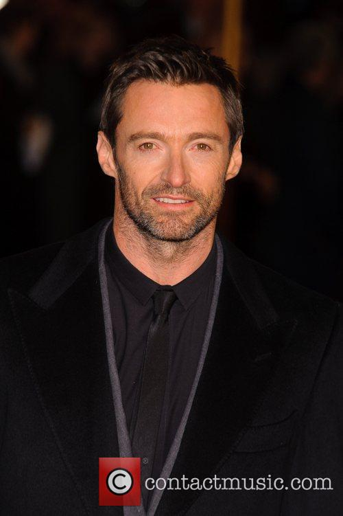 Hugh Jackman and Empire Leicester Square 6