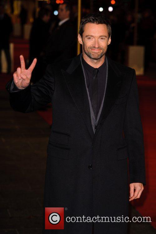 Hugh Jackman and Empire Leicester Square 3