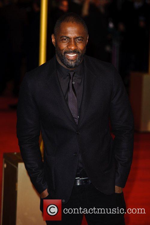 Idris Elba Les Miserables World Premiere held at...