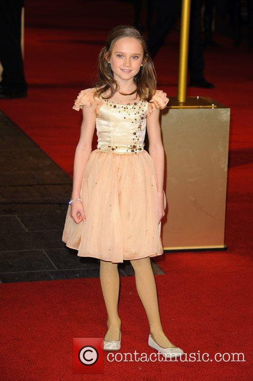Isabelle Allen Les Miserables World Premiere held at...