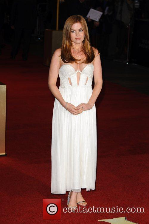 Isla Fisher and Empire Leicester Square 4