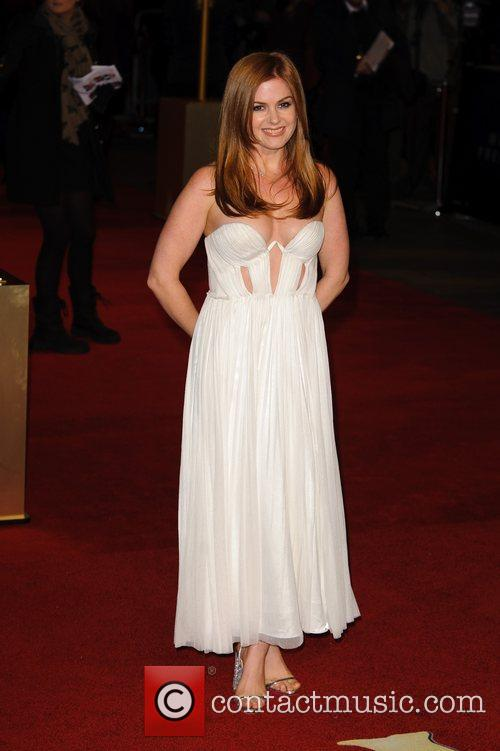 Isla Fisher and Empire Leicester Square 2