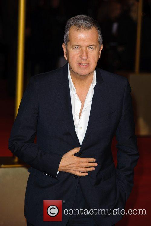 Mario Testino and Empire Leicester Square 3