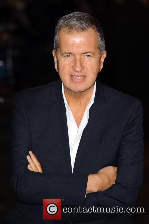 Mario Testino and Empire Leicester Square 2