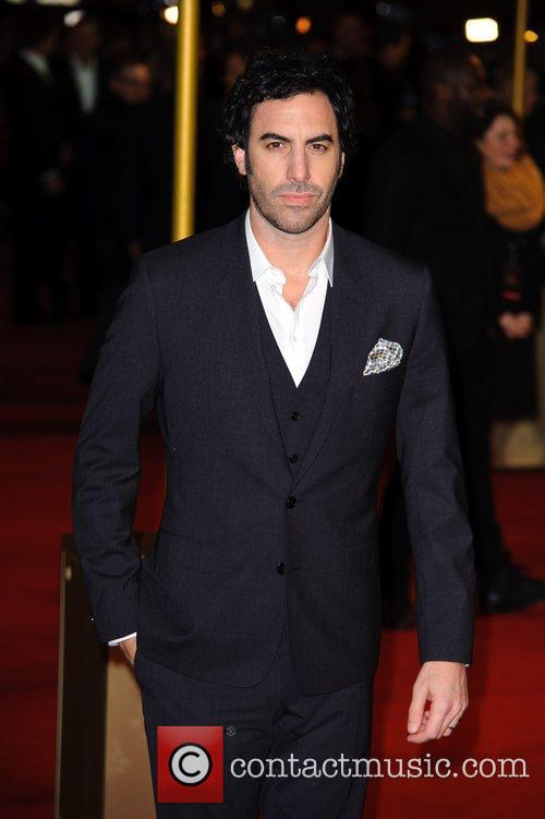 Sacha Baron Cohen and Empire Leicester Square 5