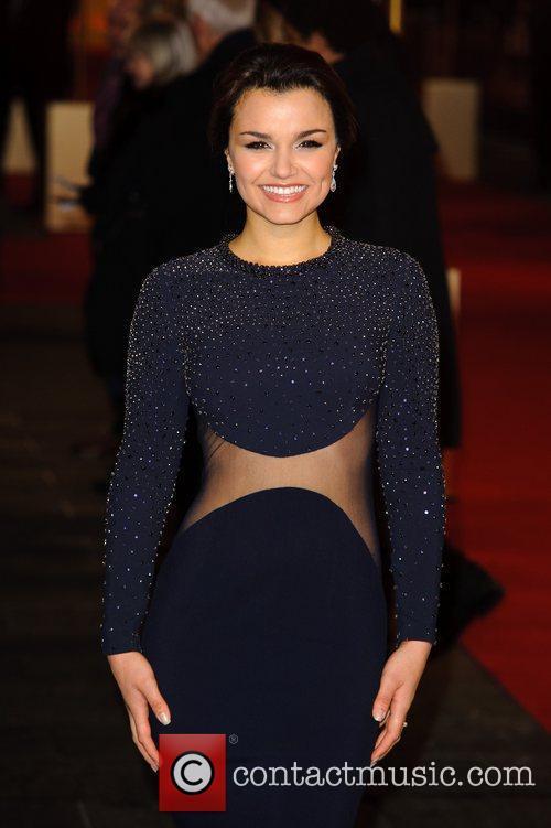 Samantha Barks Les Miserables World Premiere held at...