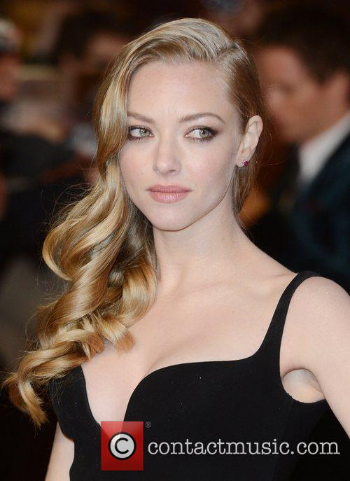 Amanda Seyfried, Les Miserable, Odeon, Leicester Square, London and England 7