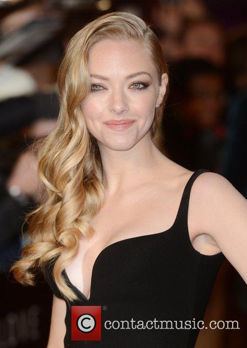 Amanda Seyfried, Les Miserable, Odeon, Leicester Square, London and England 1