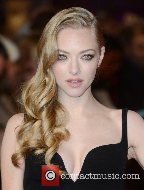 Amanda Seyfried, Les Miserable, Odeon, Leicester Square, London and England 10