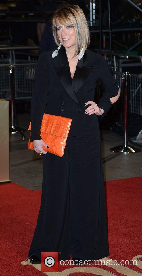 Fay Ripley, Les Miserable, Odeon, Leicester Square, London and England 2