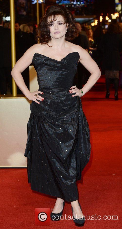 Helena Bonham Carter, Les Miserables premiere