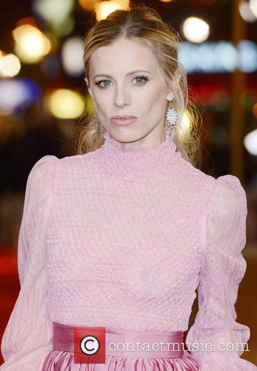 Laura Bailey at the premiere of