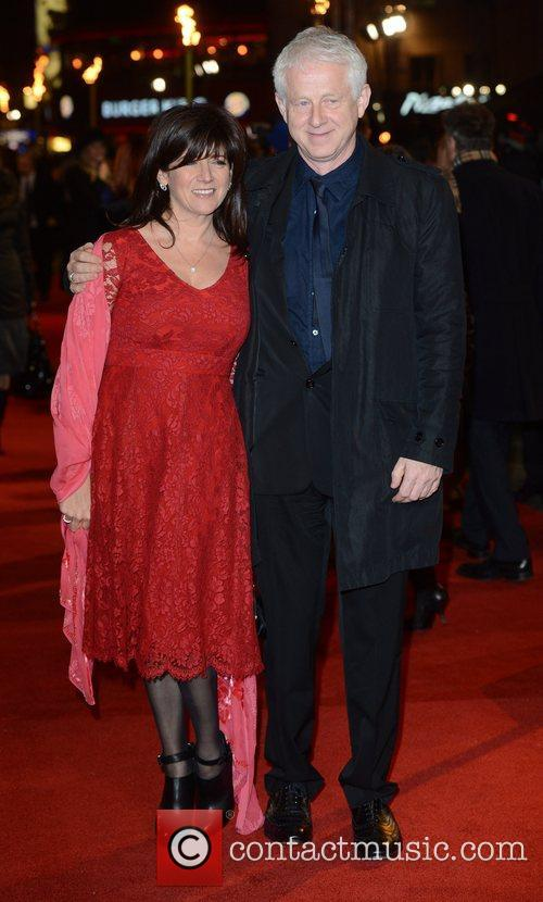 Richard Curtis, Les Miserable, Odeon, Leicester Square, London and England 3