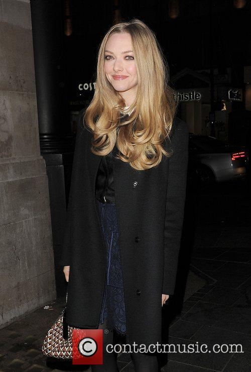 Amanda Seyfried, Empire Cinema, Leicester Square and Les Miserables 6