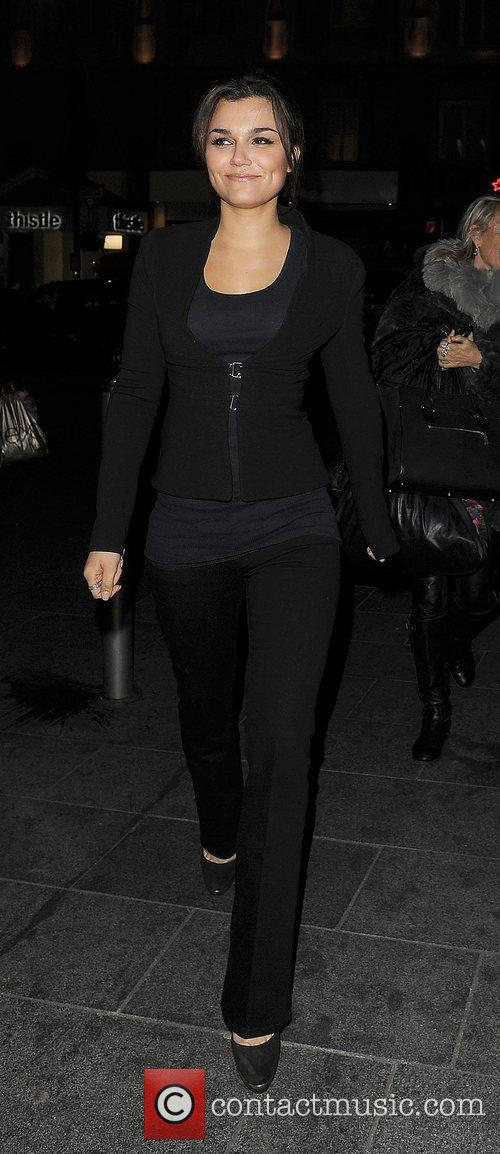 Samantha Barks, Empire Cinema, Leicester Square and Les Miserables 3