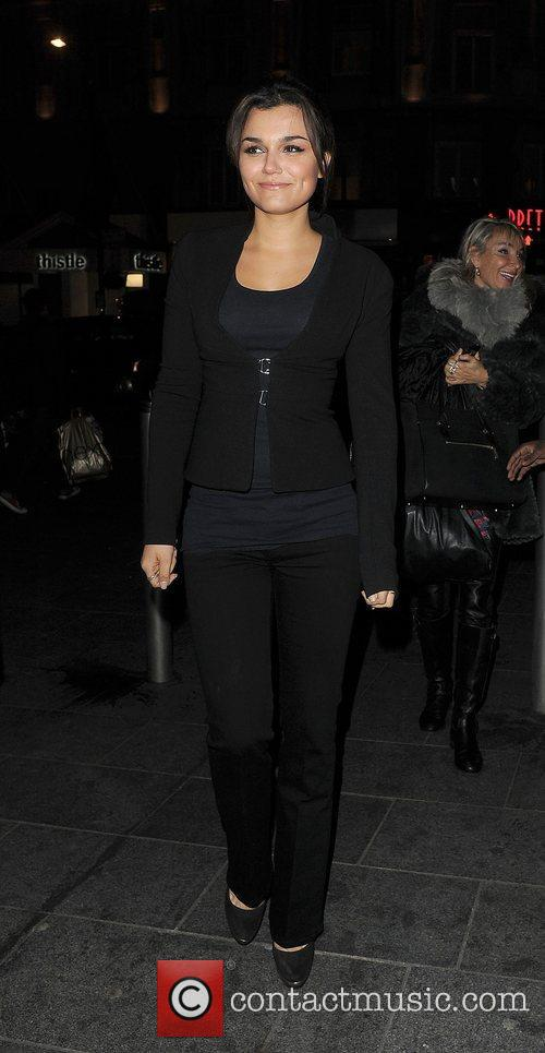 Samantha Barks, Empire Cinema, Leicester Square and Les Miserables 15