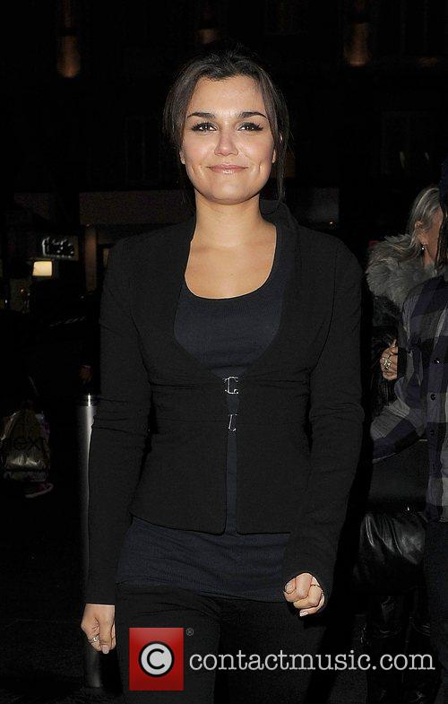 Samantha Barks, Empire Cinema, Leicester Square and Les Miserables 2