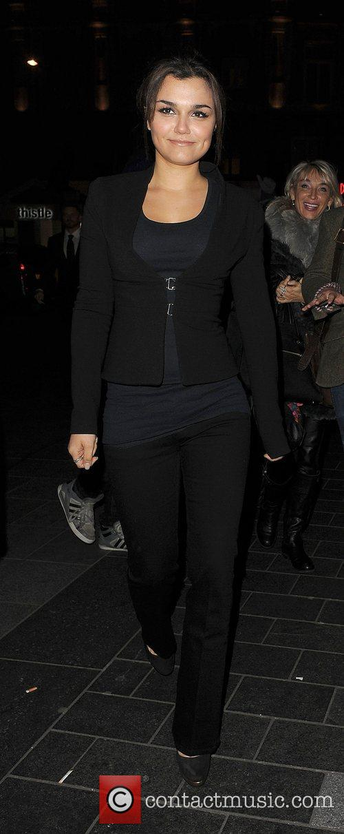 Samantha Barks, Empire Cinema, Leicester Square and Les Miserables 6