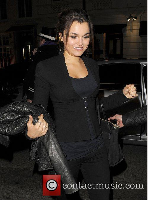 Samantha Barks, Empire Cinema, Leicester Square and Les Miserables 10
