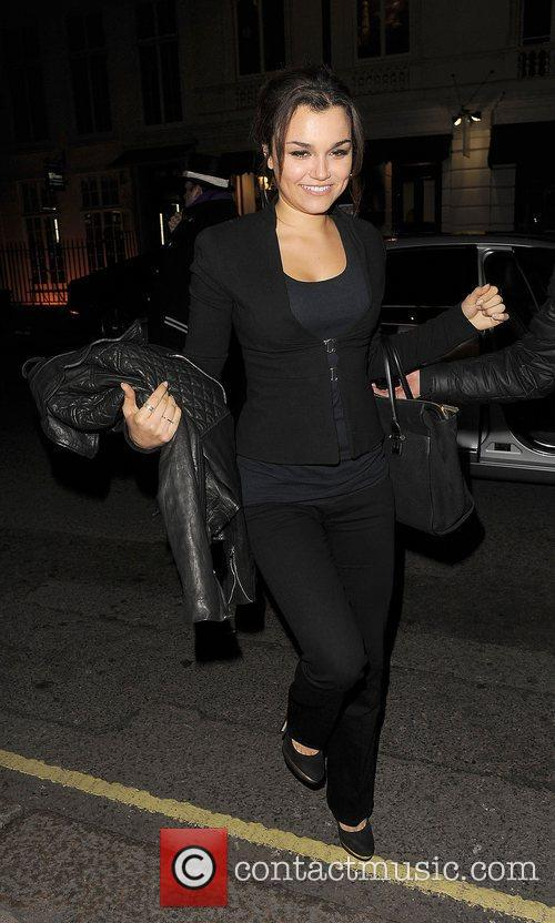 Samantha Barks, Empire Cinema, Leicester Square and Les Miserables 5